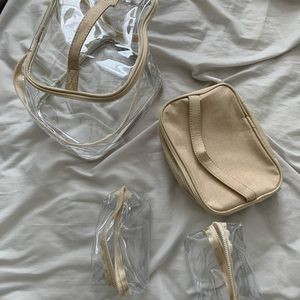 Urban Outfitters Makeup Travel Bag